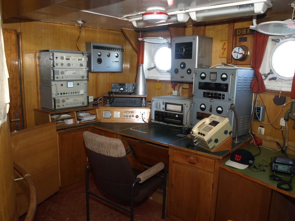 Stationstisch Seefunk
